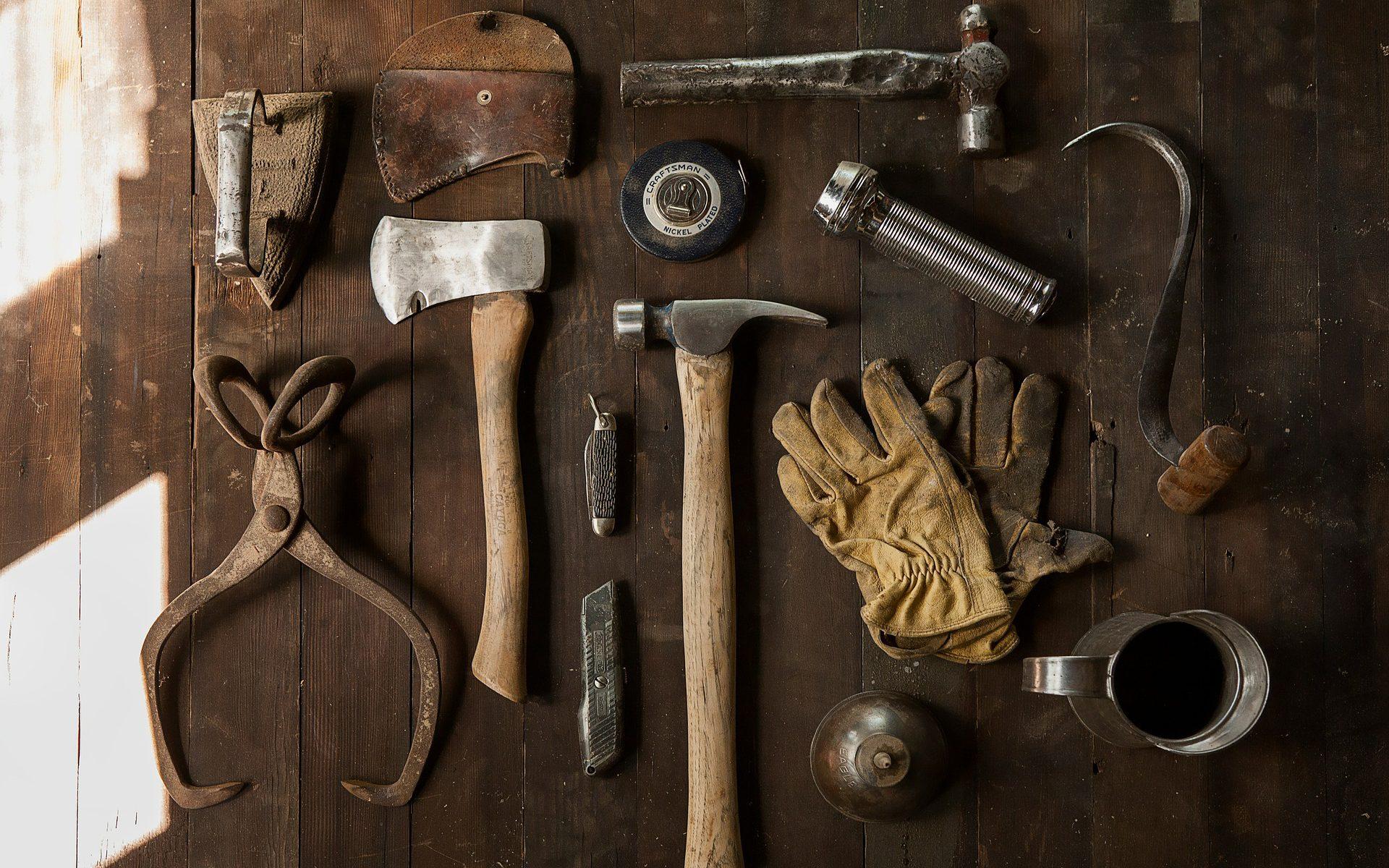 Werkzeuge Matthias Wortmann Tischlermeister